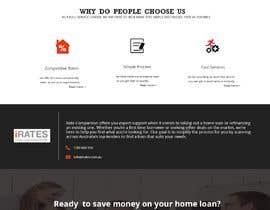 #82 for Design a Website Mockup by Dineshaps