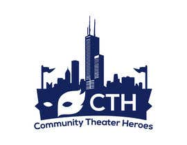 #131 for Community Theater Heroes Logo Contest by digisohel