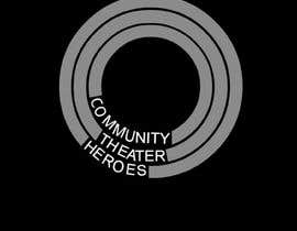 #91 for Community Theater Heroes Logo Contest by cynthiamacasaet