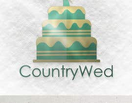 "#10 for I need a logo for my new business. I want it to have a classy country vibe. The company name is ""Country Wed"", and it needs to also contain ""Liz Jelléy - Marriage Celebrant"" Maybe some sort of botanic or wreath like logo. Thanks by mzbhagwanee"