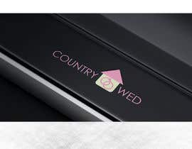 "#11 for I need a logo for my new business. I want it to have a classy country vibe. The company name is ""Country Wed"", and it needs to also contain ""Liz Jelléy - Marriage Celebrant"" Maybe some sort of botanic or wreath like logo. Thanks by mzbhagwanee"