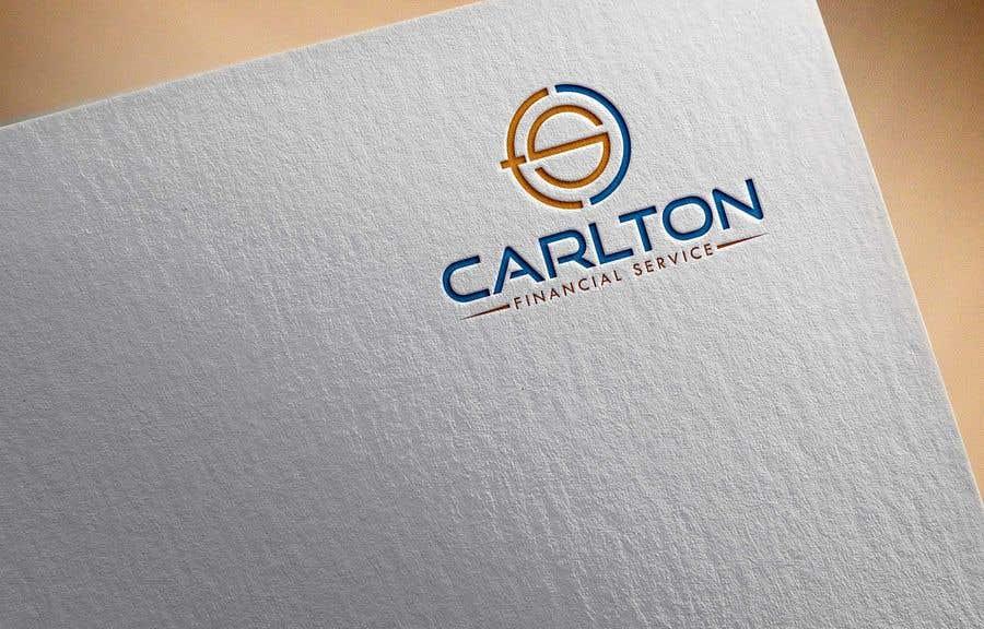 Kilpailutyö #40 kilpailussa Design a logo for Carlton Financial Service
