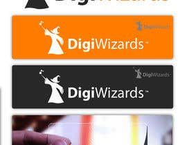 #537 for Logo Design for DigiWizards by alinhd