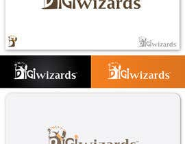 #533 cho Logo Design for DigiWizards bởi farhoodfarmand