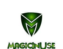 #40 for logo for Twitch caster MagicInUse by oussama723