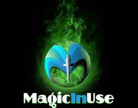 #15 for logo for Twitch caster MagicInUse by esraakhairy381