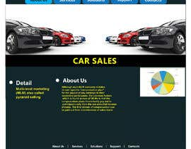 #11 dla Design a Website Homepage (just a jpg design) przez asik01711
