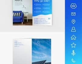 #140 untuk Customer Brochure - Solar Power Australia oleh Shabonez