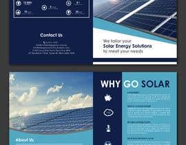 #138 untuk Customer Brochure - Solar Power Australia oleh terucha2005