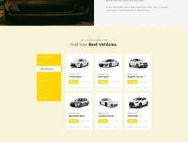 #20 for Website Design Mockup (only design, no code) af Shapentech