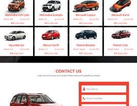 #5 for Website Design Mockup (only design, no code) af rgupta010