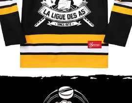 #13 for AMATEUR ICE HOCKEY LEAGUE LOGO FOR PLAYING SWEATER by eliartdesigns