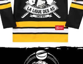 #15 untuk AMATEUR ICE HOCKEY LEAGUE LOGO FOR PLAYING SWEATER oleh eliartdesigns