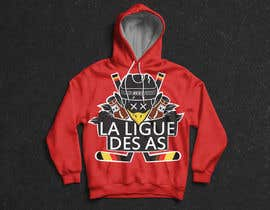 #8 for AMATEUR ICE HOCKEY LEAGUE LOGO FOR PLAYING SWEATER by AbdellRahmann