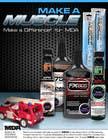Advertisement Design for Throttle Muscle için Graphic Design2 No.lu Yarışma Girdisi
