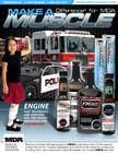 Advertisement Design for Throttle Muscle için Graphic Design19 No.lu Yarışma Girdisi