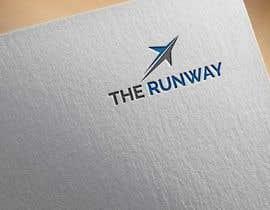 """#129 dla Logo for business accelerator - """"The Runway"""" przez Cutiepiepookie"""