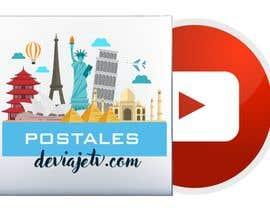 #176 for logotipo postalesdeviajetv.com by hemalsilva