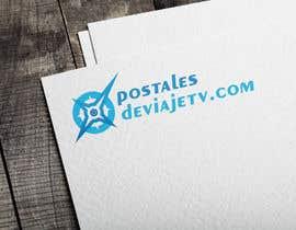 #167 for logotipo postalesdeviajetv.com by sujanshojol