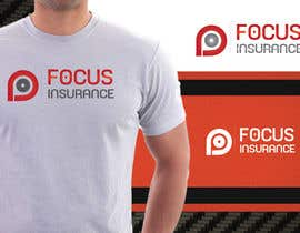 nº 410 pour Logo Design for Focus Insurance par Sidqioe