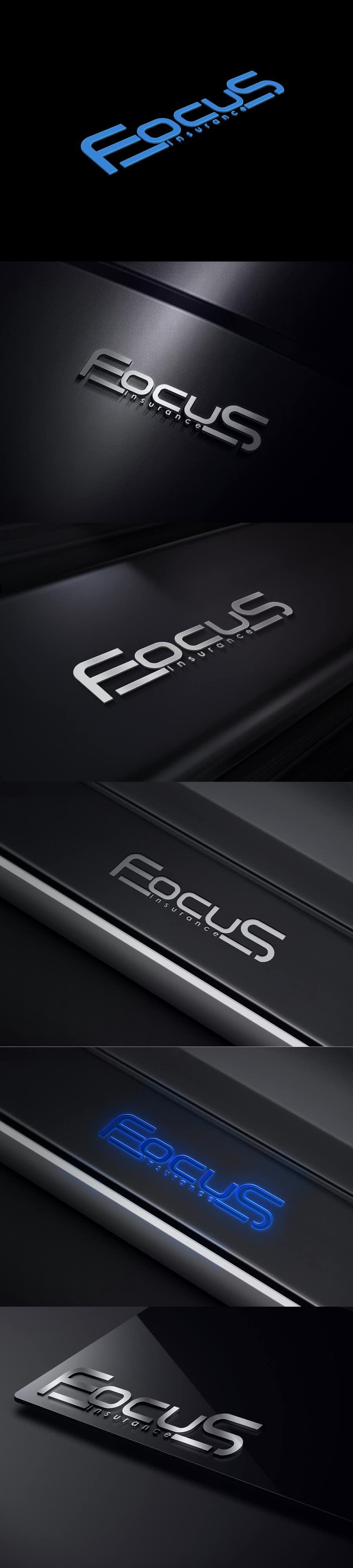 #406 for Logo Design for Focus Insurance by csdesign78