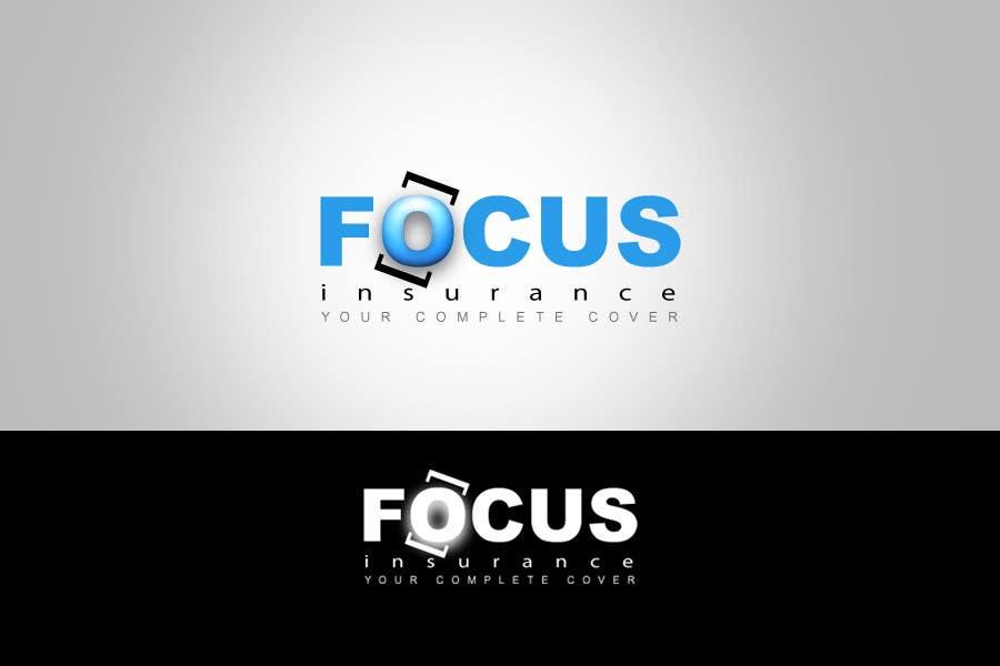 #107 for Logo Design for Focus Insurance by vigneshsmart