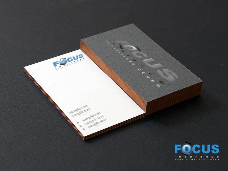 #121 for Logo Design for Focus Insurance by vigneshsmart