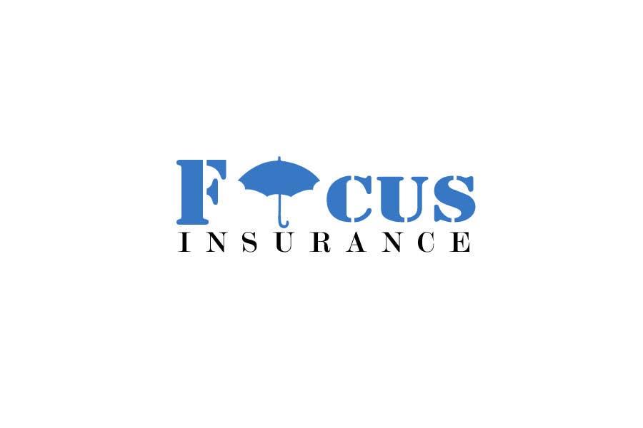 Inscrição nº 341 do Concurso para Logo Design for Focus Insurance