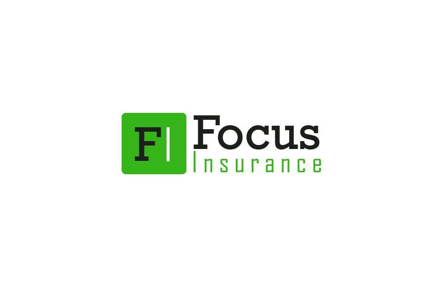 Inscrição nº 144 do Concurso para Logo Design for Focus Insurance