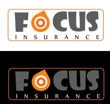 Inscrição nº 542 do Concurso para Logo Design for Focus Insurance