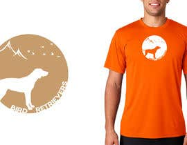 #4 for Dog trainer Logo, Bird Retrievers. by ddubg66