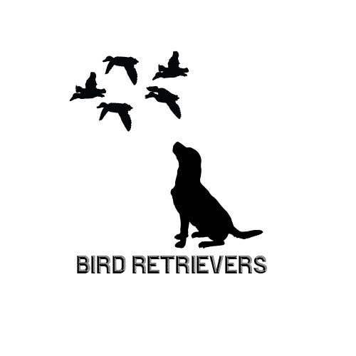 Contest Entry #2 for Dog trainer Logo, Bird Retrievers.