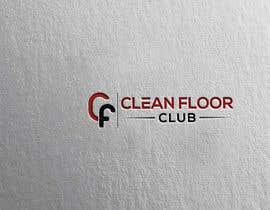 #49 for CLEAN FLOOR CLUB Logo Design by Nabilhasan02