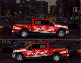 #37 for Vehicle Wrap for F150 by kmgp