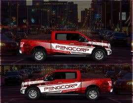 #39 for Vehicle Wrap for F150 by kmgp