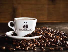 HMmdesign tarafından Design a Logo for a Coffee Shop called PRIMOROSO için no 134