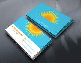 #265 cho design a business card bởi arfreelancer1212