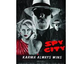 "ichddesigns tarafından Create a Movie Poster - ""Spy City"" için no 45"