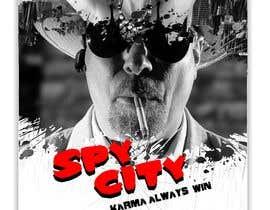 "ridwantjandra tarafından Create a Movie Poster - ""Spy City"" için no 39"