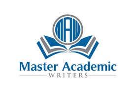Nro 66 kilpailuun Logo Design for Master Academic Writers käyttäjältä imtiazhossain707