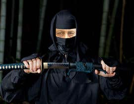 #16 untuk Turn my dad into a ninja oleh Hridoyrcp