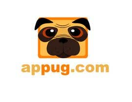 "#93 para ""Pug Face"" logo for new online messaging service por Quality101"