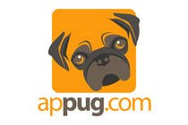 "#2 for ""Pug Face"" logo for new online messaging service by kimberart"