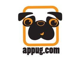 "#84 untuk ""Pug Face"" logo for new online messaging service oleh Shumiro"