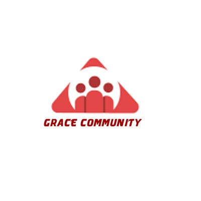 Penyertaan Peraduan #9 untuk Grace Community Logo Contest