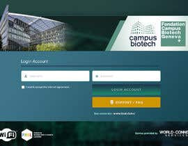 #10 cho Design of a captive portal (graphics only) - Campus bởi chiqueylim