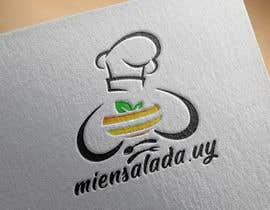 #45 para Logo para local de ensaladas ,     Miensalada.uy de pinajose