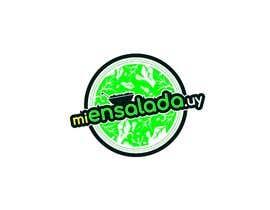 #62 para Logo para local de ensaladas ,     Miensalada.uy de danielchiarelli
