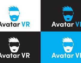 #82 untuk Design a Logo for a VR arcade call avatar vr oleh Sazzadbr