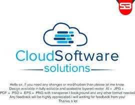 #388 untuk Logo for Cloud Software oleh saba71722